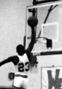 Michael Jordan Lane HS 1980