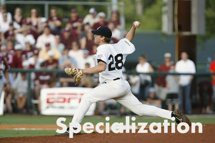 Sports Specialization – When is it good?