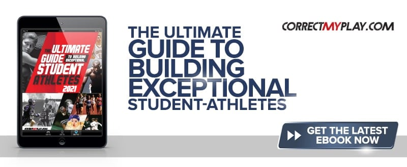 The Ultimate Student Athlete Guide Banner