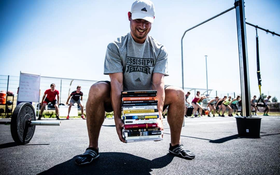 Top 10 Best Books for Student-Athletes