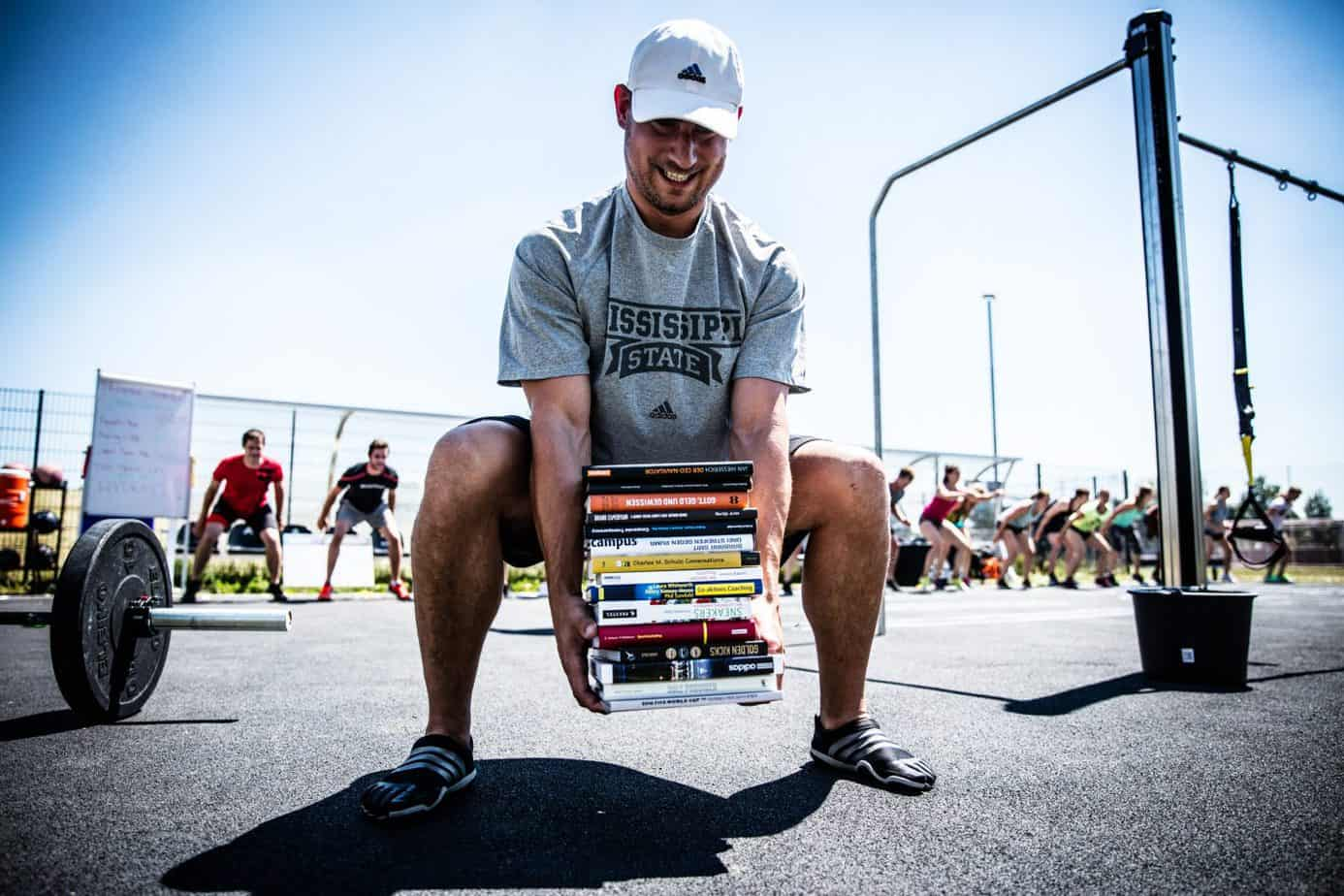 Top 10 Books For Student-Athletes